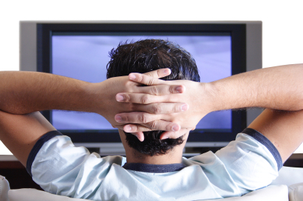 TV-watching Image